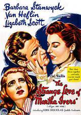 STRANGE LOVE OF MARTHA-STRANGE LOVE OF MARTHA  DVD NEW