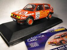 MODEL OF VW GOLF MK 2   MODEL RED GOLF GTI CORGI LIMITED EDITION SCALE 1:43 CAR