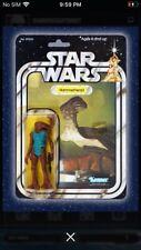 Topps Star Wars Digital Card Trader Hammerhead Hasbro Action Figure Insert