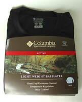 COLUMBIA SPORTSWEAR Active Lightweight Baselayer Top Shirt Mens Size XXL NEW NWT