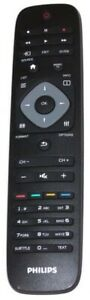 TV Remote Control Replacement Suitable for Philips YKF309-007 and 996590004765