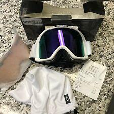 Oakley O frame snowboard motocross mountain biking MTB goggles