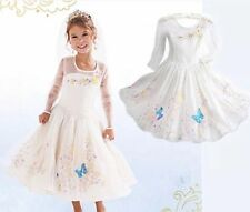 Disney Store Cinderella Deluxe Wedding Gown Costume Dress Live Action Film 4
