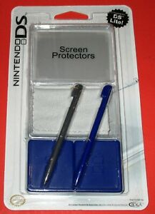 Nintendo DS Lite Clean & Protect Kit w/2 Stylus, Screen Protector's & Game Cases