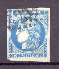"""FRANCE 46B VARIETE: tache bleue sur """"P"""" . TRES BEAU.   -C 23-"""