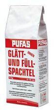 Pufas Glätt- und Füllspachtel 5kg Glättspachtel Wandspachtel Spachtelmasse