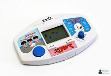 Bandai LCD Watch Handheld Game - TAKARA Anime Shonen Ashibe Go! Go! Goma-chan