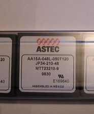 Converter DC/DC ASTEC AA15A-048L-050T120 REGULATED 48V POWER MODULES 15W 2X2 NEW