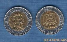 Equateur – 1000 Sucres 1996 SPL FDC de rouleau – Ecuador