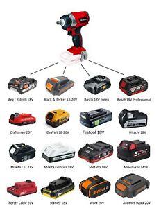 Battery Adapter for Einhell (Ozito) 18V Tools