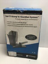 Saf-T- Scoop & Guardian System 6Cal4 Beverage Ice Scoop