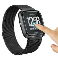Lots Clear 2.5D 9H Tempered Glass Screen Protector Cover For Fitbit Versa