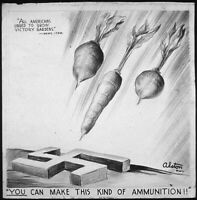 You Can Make This Kind of Ammunition!! : Charles Alston : Archival Art Print