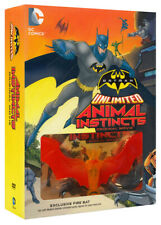 BATMAN UNLIMITED - ANIMAL INSTINCTS (BOXSET) (DVD)