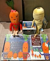 Aldi Kevin Katie Carrot Pascal Wicked Parsnip Soft Toy Mug Book New Christmas TV
