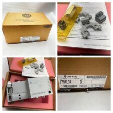 New Allen Bradley 1794 L34 B Flexlogix Controller Logix 5434 Nib 1794l34