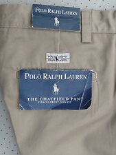 Ralph Lauren High Rise 32L Trousers for Men