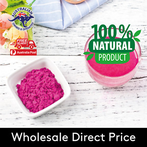 Dragon Fruit (Pink Pitaya) Powder 100g - Organic, Pure, Natural & Free Delivery!