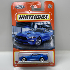 Matchbox 2019 Ford Mustang Coupe