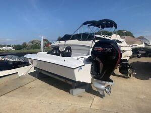 Phantom 19 Powerboat Mercury 115pro Xs Speedboat Toy