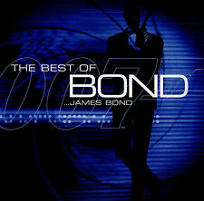 JAMES BOND / THE BEST OF BOND .......JAMES BOND - VARIOUS ARTISTS