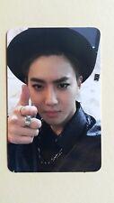 EXO K M 2nd Album Exodus TYPE White Photo Card Photocard Official - Suho