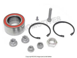 VW (88-02) Wheel Bearing Kit Front L=R (x1) OEM Fag