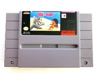 Tom And Jerry - SNES Super Nintendo Game - Tested - Working - Authentic!