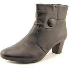 Calzado de mujer Spring Step color principal negro de piel