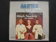 FRANK SINATRA HIGH SOCIETY MOVIE SOUNDTRACK Import Capitol LP Record NEW SEALED