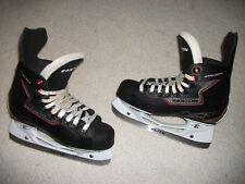 NEW DISPLAY EASTON EQ35 ICE HOCKEY SKATES MEN'S 5 SKATE PERFECT BEAUTIFUL SKATES