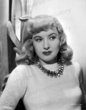 8x10 Print Barbara Stanwyck Double Indemnity 1944 #Bsac