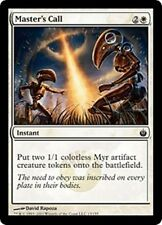 4 MASTER'S CALL ~mtg NM Mirrodin Besieged Com x4