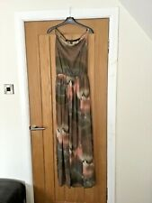 NEXT Signature Ladies occasion maxi dress - size 8