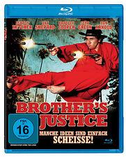 % Blu-ray * BROTHER'S JUSTICE - MANCHE IDEEN SIND EINFACH SCHEISSE! # NEU OVP