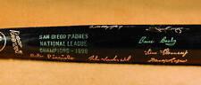 1998 San Diego Padres World Series Black Bat MINT