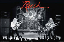 RUSH Hemispheres Poster 24 x 36 NEW WRAPPED OFFICIAL