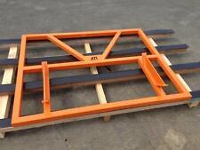 Levelling Spreader Smudge Bars 1800mm 4-in-1 Bucket Bobcat Skid Steer