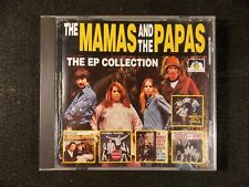 The Mamas and the Papas The EP Collection (CD, 1992, France) 5 EP's on One CD