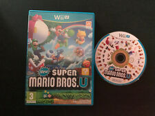 New Super Mario Bros U WiiU Wii U PAL ESPAÑOL