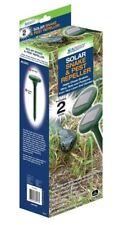 Sunforce Jardín Energía Solar Repelente de Plagas ultrasónico Gopher Mole Serpiente Patio Granja
