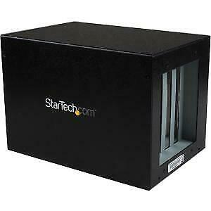 Startech Pci Express To 4 Slot Pci Expansion System Pci Express To Four Slo