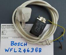 LAVATRICE BOSCH WFL2463GB Rete Piombo & Condensatore SOPPRESSORE Filtro