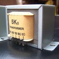 Z11 Single-Ended Tube Amplifier Output Headphone Transformer 0-50-150-300-600Ω