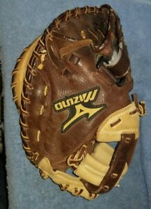 "Mizuno GXS-92 Franchise 34"" Fastpitch Softball Catchers Mitt Right Hand Throw"