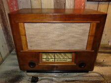 Antique German Czechoslovakia Bakelitte Radio Philips Type:480 A 1939-1940