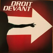 Var-DROIT DEVANT-CD-Cafeine-Les Trois Accords-Omnikrom-Tricot Machine-Tryo-Cat E