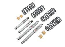 Belltech Lowering Kit w/ Premium Street Performance Shocks For Dodge Ram 1500
