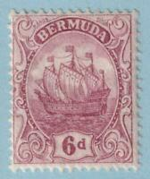 BERMUDA 47  MINT HINGED OG * NO FAULTS EXTRA FINE!