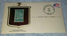 Historic stamps of America THE MACKINAC BRIDGE (1958)